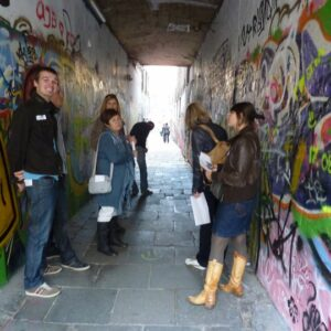 cube events teambuilding Gent wandeling