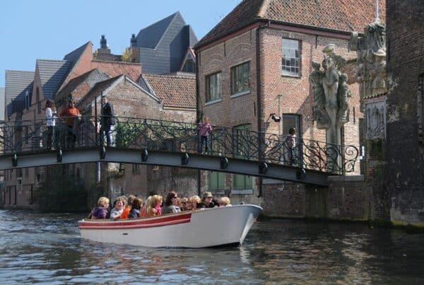 Rederij De Waele Bootjes Van Gent event personeel uitstap cultuur bedrijf evenement
