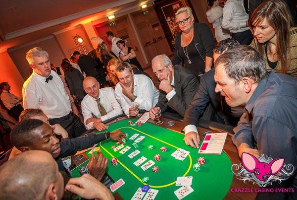 Casino teambuilding