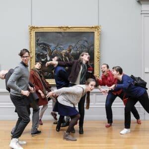 art smsk smak kunst teambuilding