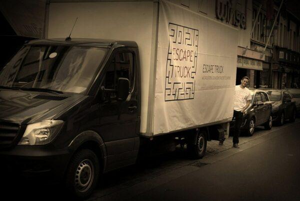Escape truck teambuilding