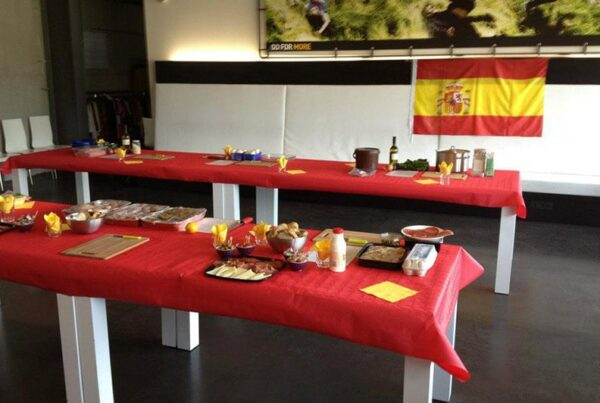 tapas workshop teambuilding