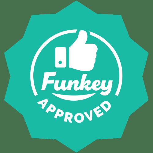 kwaliteitslabel teambuilding Funkey