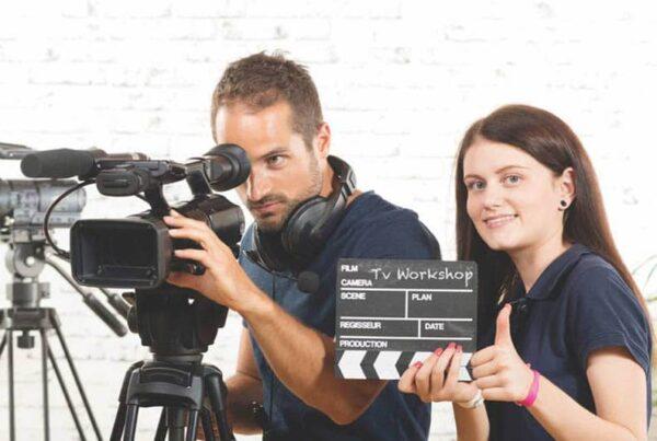 teambuilding zelf film opnemen