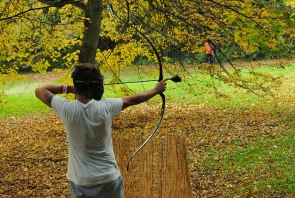Archery Tag teambuilding Funkey