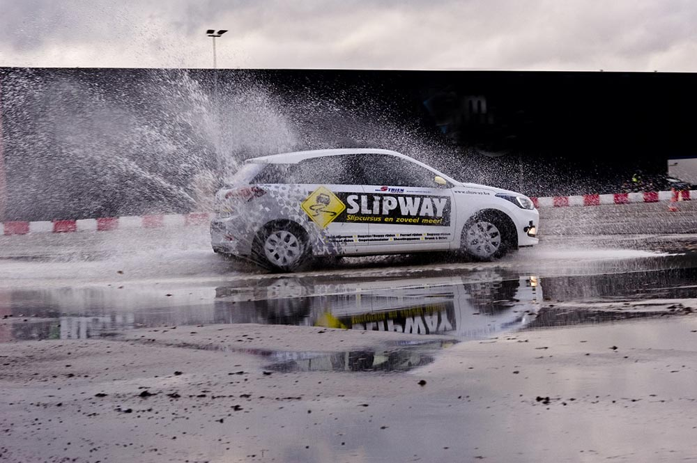 Slipway is nu Funkey-Approved
