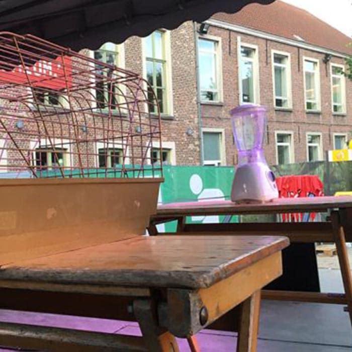 teambuilding Funkey Gentse Feesten Cirq Datakamp Batakamp