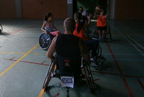 teambuilding Funkey paralympics