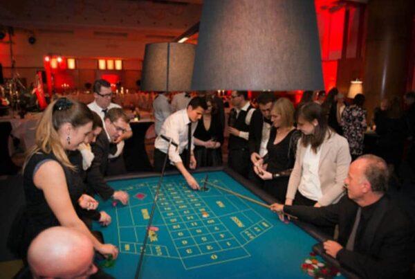 teambuilding casino quiz Funkey