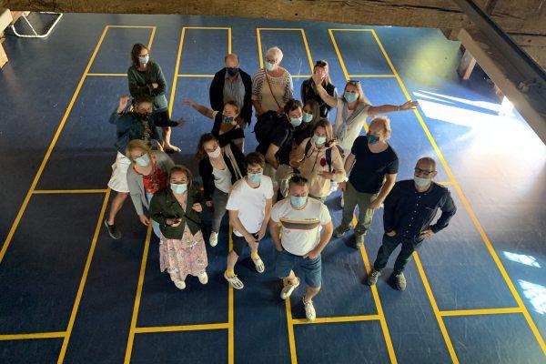 stroppentocht - groepsfoto