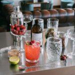 Ingrediënten cocktail workshop