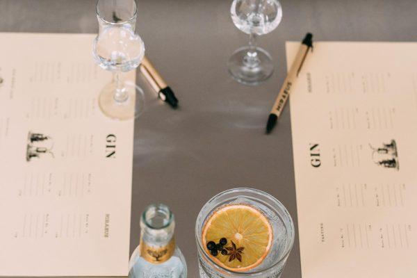 invulbladen gin