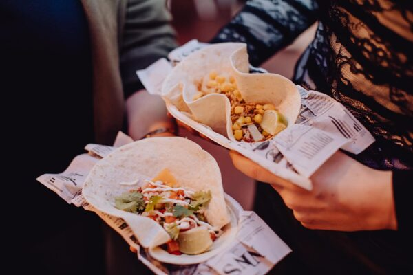 THE STREET FOOD COMPANY