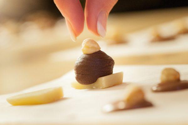 Chocola-tuti hazelnoot