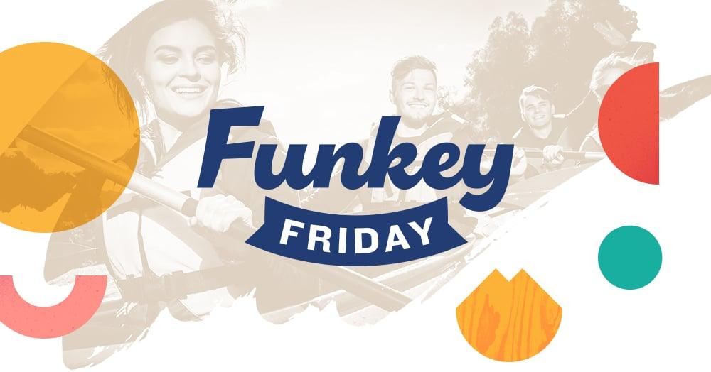 Funkey Friday: Free teambuilding en networking event