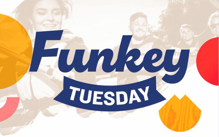 Funkey Tuesday: teambuilding en networking event