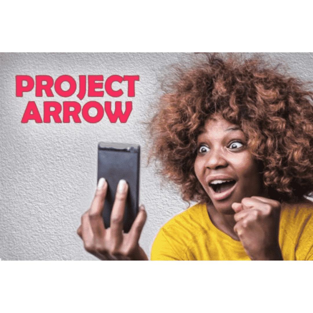 Remote teambuilding 'Project Arrow' getest en goedgekeurd door Funkey!!