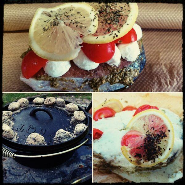 culinaire workshop koken op houtvuur