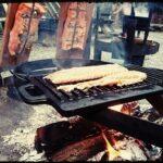 workshop koken op houtvuur in de Ardennen