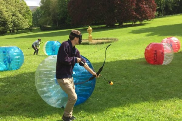 archery tag event