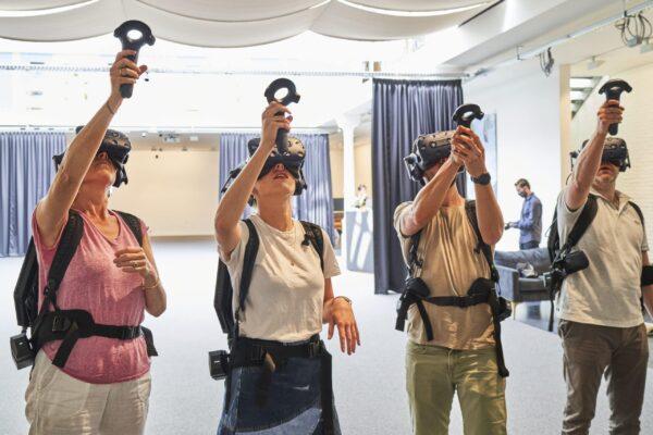 Deelnemers De Mol testen virtueel