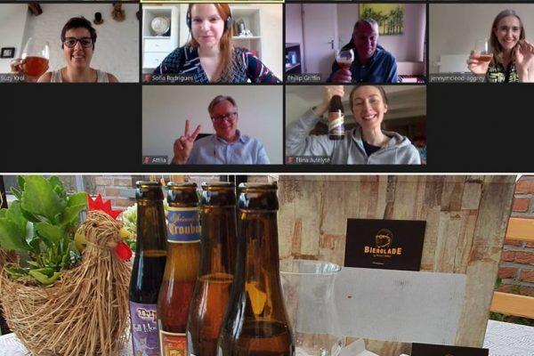 Bierolade MPI Benelux Beer & Chocolate Tasting Class