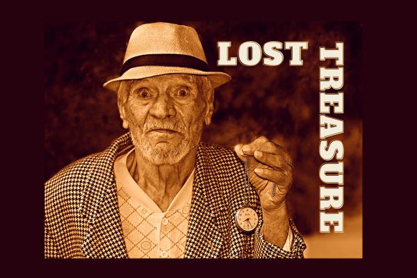 LOST TREASURE WEB