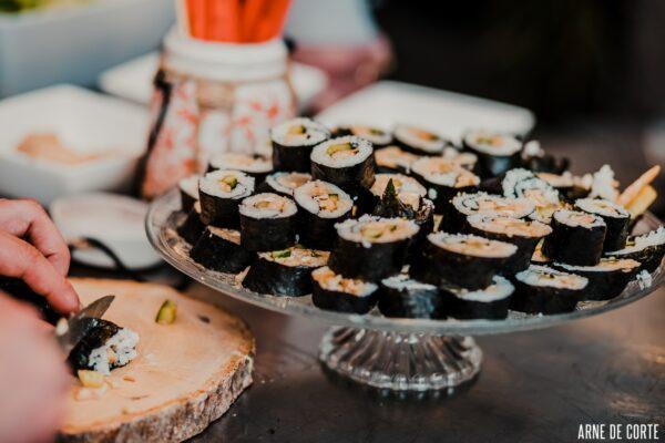 Maak je eigen sushi met Tra My Nguyen