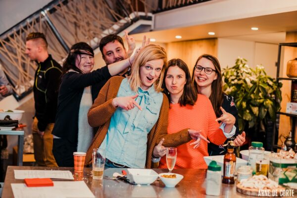 Teambuilding sushi @ Illie Mangaro
