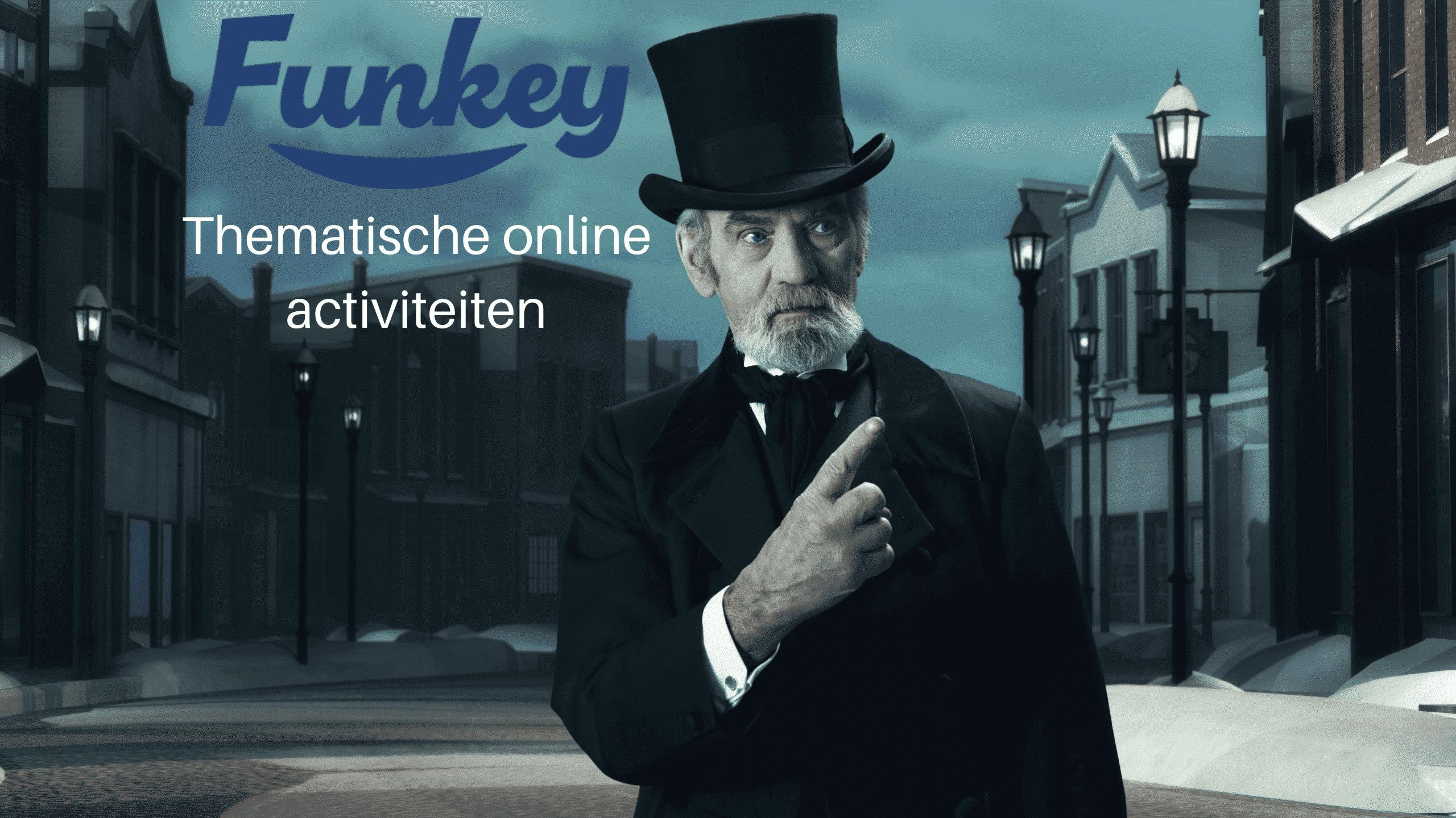 Thematische online activiteiten