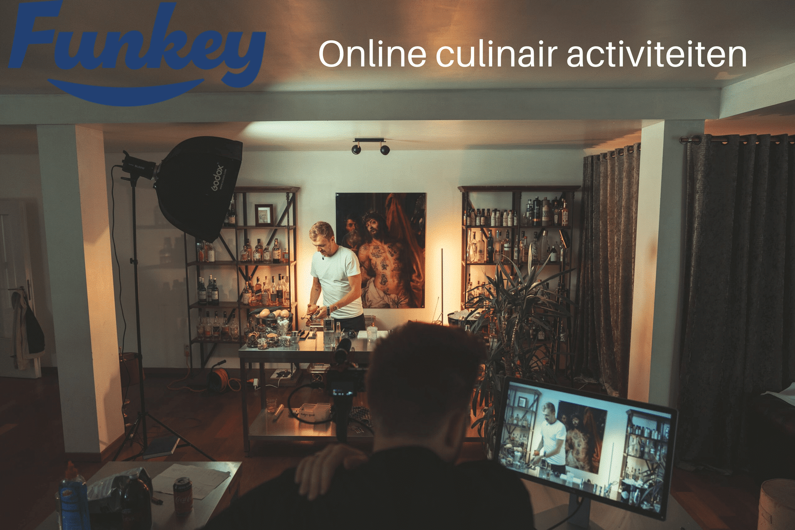 Culinaire online activiteiten