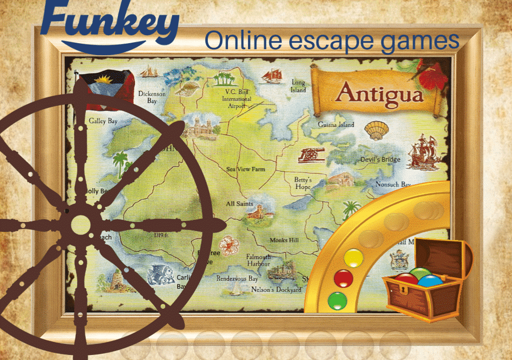 Online Escape games