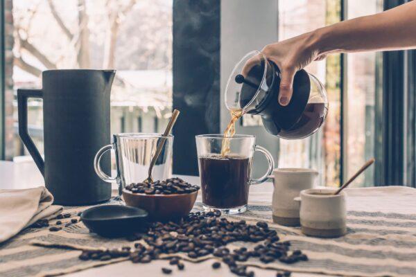 online Irish coffee workshop
