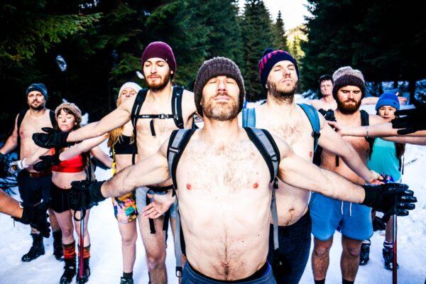 Wim Hof Method Winter Expedition Sven Kimenai