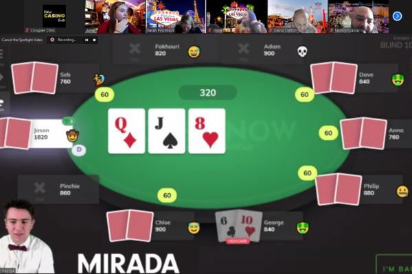 Virtual Texas Hold Em Poker