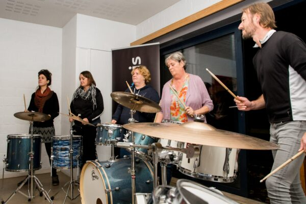 Drumworkshop Samba