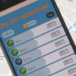 GPS City Adventure teambuilding