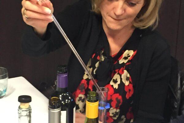 Winemaking challenge